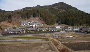 空撮事例-川場温泉3
