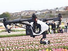 マルチコプター写真